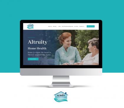 Altruity Home Health Website